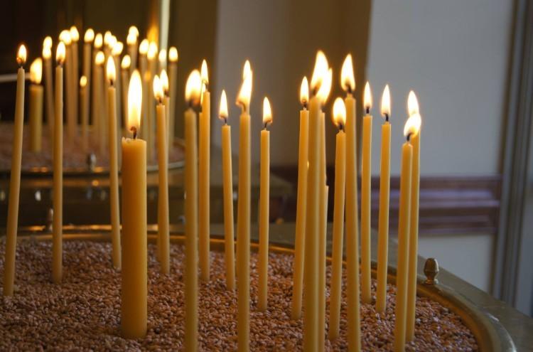 О свече церковной